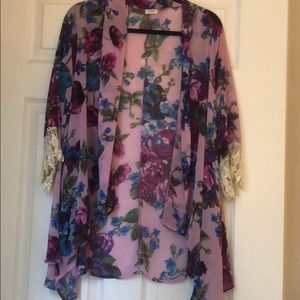 Blouse Cover up